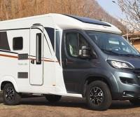 Le Prove di CamperOnLine: Bürstner Travel Van T 620 G