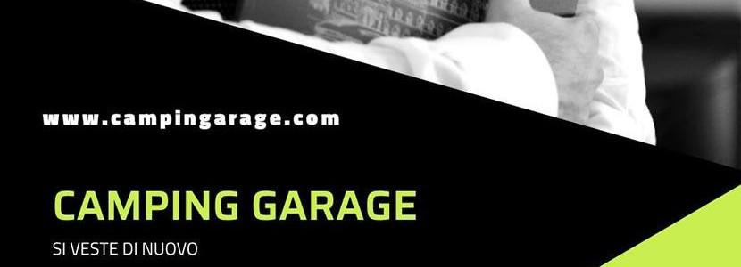 Camping Garage si rinnova sul web