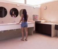 Il premio 'Great Bathroom' 2021 al Villaggio Camping Capo Ferrato a Muravera (CA)