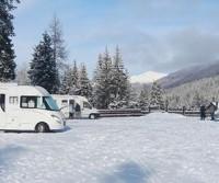 Speciale Sosta: in campeggio d'inverno