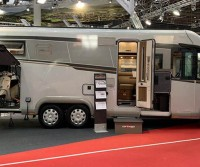 Carthago: al Salone del Camper di Parma i nuovi E-Line su Mercedes