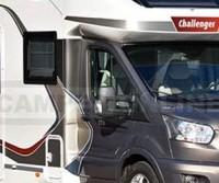 Challenger e Caravelair nella nuova sede di Silvia Camper