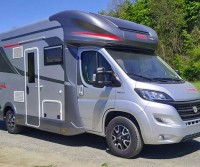 Video CamperOnTest: Arca Europa New Deal P45 GLG