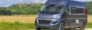 Video CamperOnTest in Tour: GiottiVan 60 T
