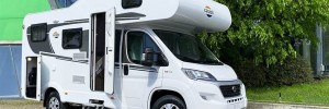 Camper in Pillole: Carado A 132