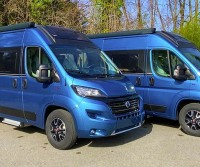 Camper in Pillole: Knaus BoxStar 540 Road e 600 Street 60years