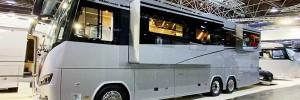 Video Caravan Salon 2020: i motorhome più grandi e lussuosi