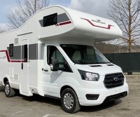 Camper in Pillole: Roller Team Kronos 284 M