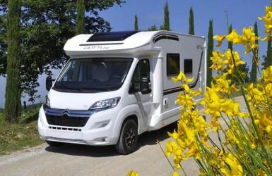 Video CamperOnTest Special: GiottiLine Siena 350