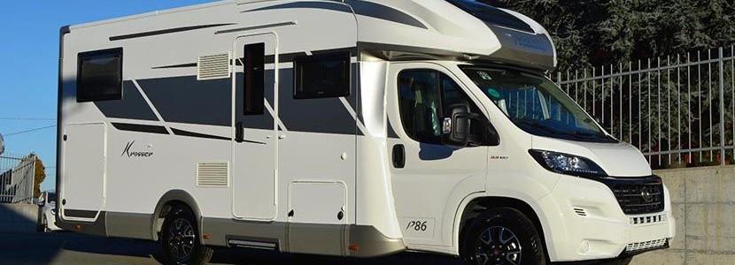 Mobilvetta: da Barbera Caravan il nuovo Krosser P86