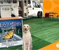 CamperDog: con Gira Gira e Elnagh, il camper per il tuo cane