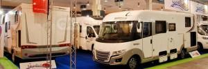Guglielmi Autocaravan a Itinerando Show di Padova e Turismo & Outdoor di Parma