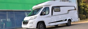 Le Prove di CamperOnLine: Hobby Optima On Tour Edition V 65 GE