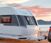 Le caravan Hobby a Tour.it