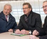 Il ministro dell'economia dello Schleswig-Holstein visita il centro di produzione Hobby