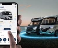 Arriva l'Hymer Connect App