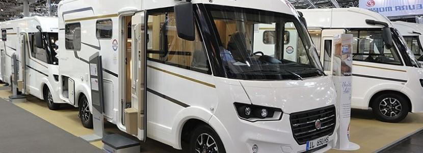 L'innovativo Eura Mobil Integra Line 650 HS da Lucchetta Camper
