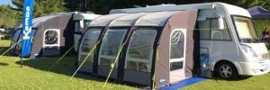 Kampa: la veranda gonfiabile per camper e caravan