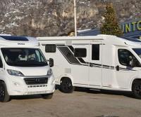 Le Prove di CamperOnLine: Knaus Van TI 550 MF & Van TI 650 MEG Vansation