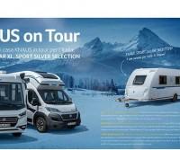 Knaus On Tour: gli appuntamenti di febbraio