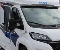 Gruppo Knaus & Lucchetta Camper: il weekend si tinge di blu