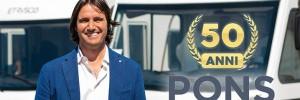 Pons: i suoi primi 50 anni