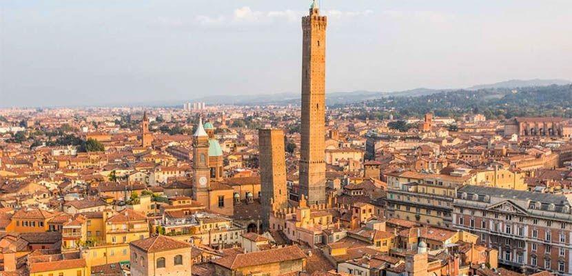 Area di sosta Ropa, l'approdo di terra ideale per visitare Bologna
