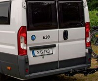 AGITO Van, il portabici per Fiat Ducato