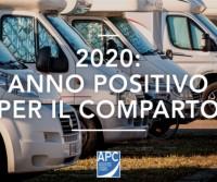 Segno positivo per i camper in Italia