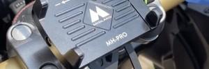 Midland MH-Pro, il supporto per smartphone da manubrio