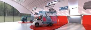 Le novità del nuovo Fiat Ducato 2021 esplorabili online