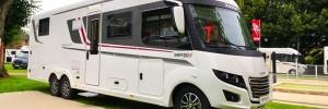 Rapido e Dreamer con Lusso Caravan a Torino