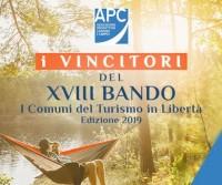 Scelti i 4 Comuni del turismo in libertà