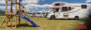 Arca Camper e Vibercar in mostra a Itinerando