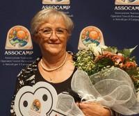 Ester Bordino è la nuova Presidentessa Assocamp