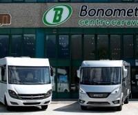Bonometti Centrocaravan completa il restyling anche della sede di Trento