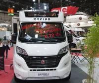 Caravan Salon 2020: Rapido