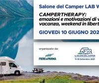 Campertherapy: emozioni e motivazioni di viaggio, vacanza e weekend in libertà