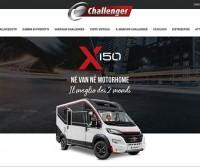 Challenger, sito web rinnovato