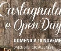Conero Caravan: Castagnata e Open Day