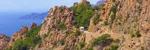 Corsica in camper