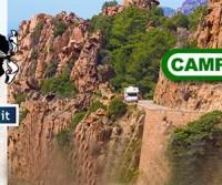 Corsica in camper con lo sconto