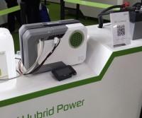Efoy Hybrid Power