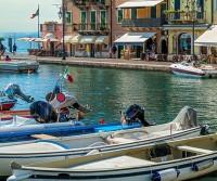 Knaus in mostra sul Lago di Garda
