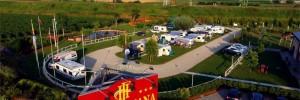 Grande successo per il primo raduno del Fendt Club Caravan Italia