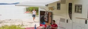 Fiamma F65, la veranda a tetto per tutti