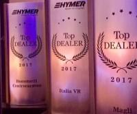 Hymer premia i suoi Top Dealer