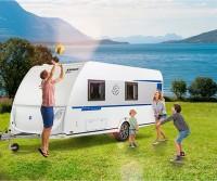 Dotazioni con valore aggiunto: caravan con vantaggio per il cliente fino a € 6.759