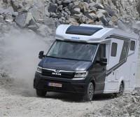 Knaus Van Ti Plus 700 premiato al Golden Motorhome 2019