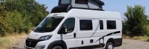 Le Prove di CamperOnLine: McLouis Menfys S-Line 4 Maxi